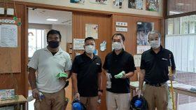 コロナ予防のため空間除菌をしていただきました✨のアイキャッチ画像